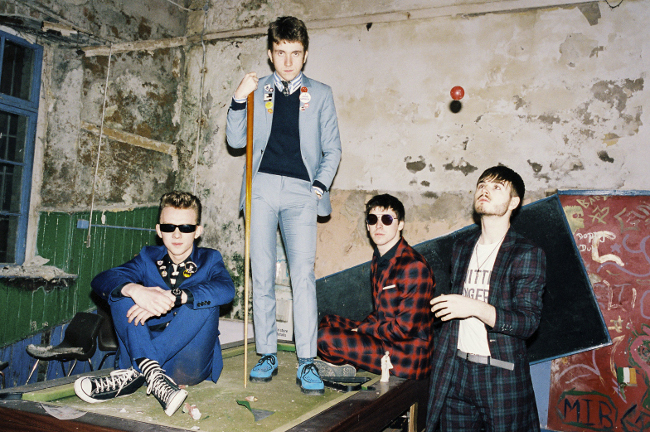 The Strypes (+Max Meser)