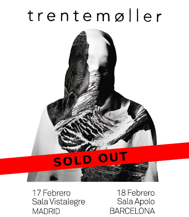 Sold out de Trentemøller en Madrid y Barcelona